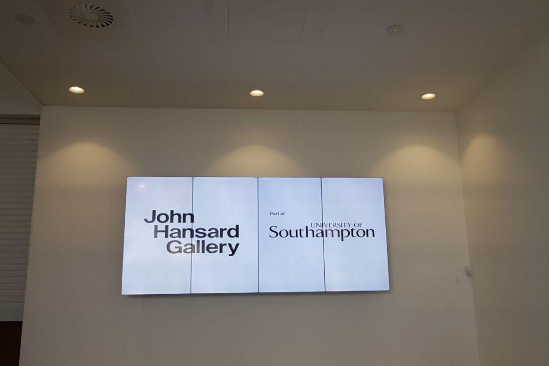 John Hansard Gallery 2