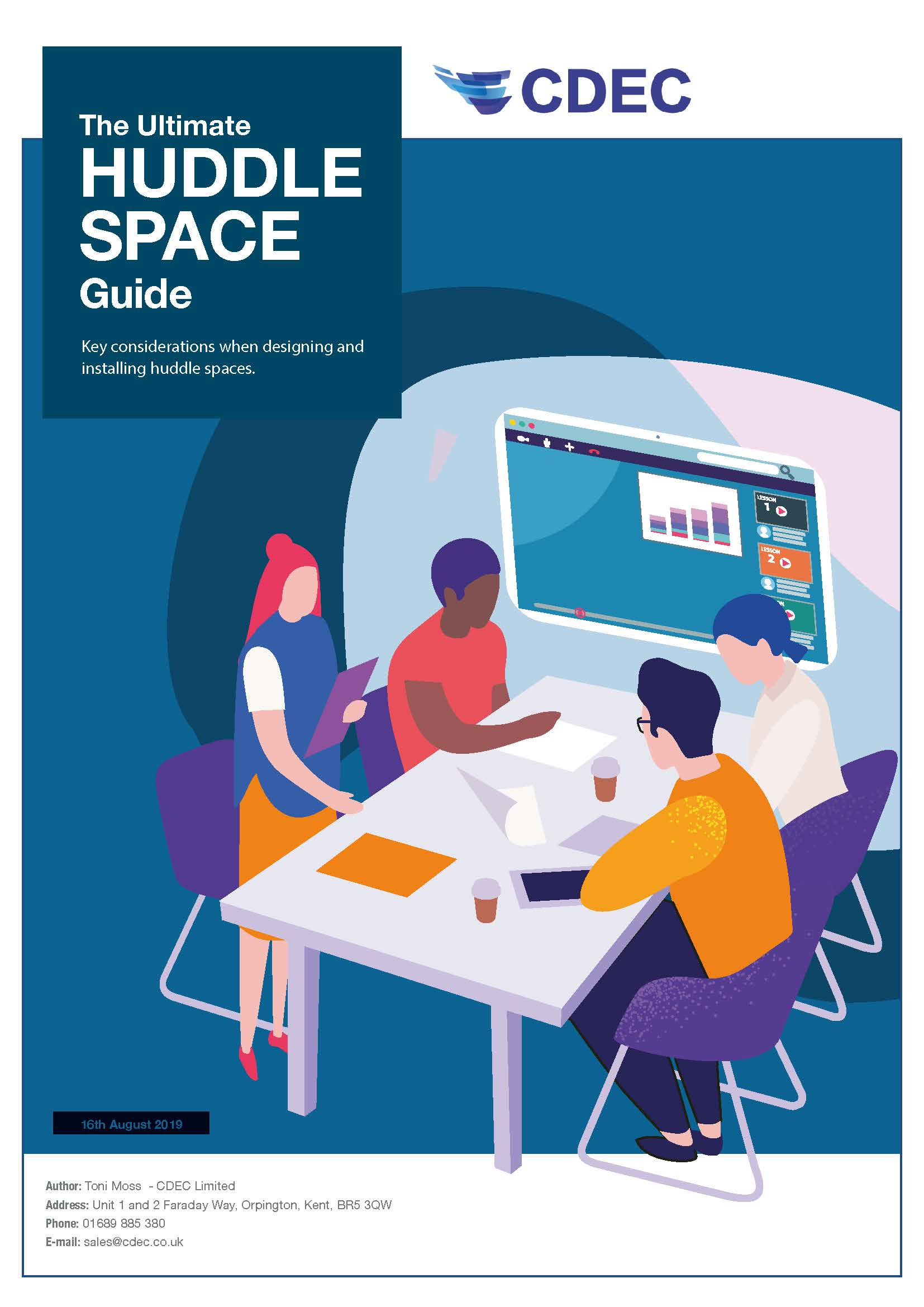 Huddle Space Guide
