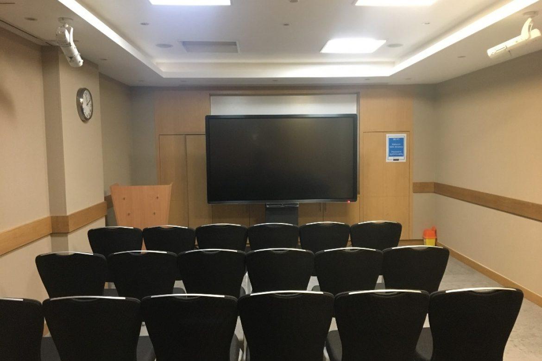 AV over IP system integration for the Royal Society of Medicine (RSM), Seminar Suite Room 2